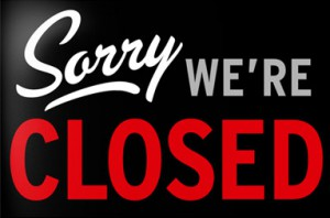 Office Closed! @ Women's Contact Society